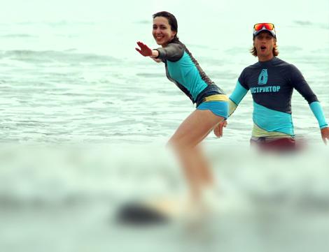 Индивидуальные занятия серфингом в Endless Summer