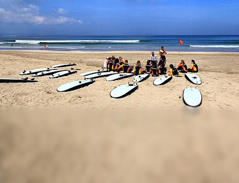 Ocean Family — серф-лагерь на Бали