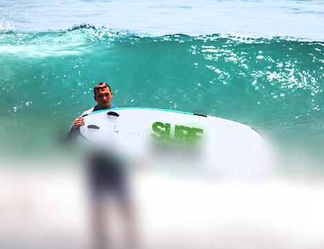 Индивидуальные занятия серфингом в Surf Discovery